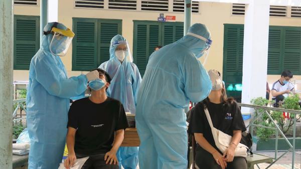 Công an Long An vào cuộc vụ phiếu xét nghiệm SARS-CoV-2 nghi giả