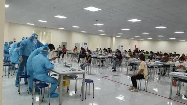 Bắc Giang có 89 ca dương tính với SARS-CoV-2, ngành y tế chạy đua với thời gian