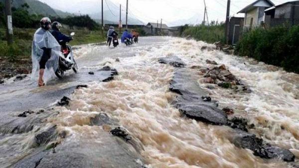 Bắc Bộ mưa dông, đề phòng lũ quét và sạt lở đất ở vùng núi