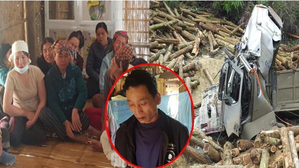 Tai nạn thảm khốc khiến 7 người tử vong: Chồng ốm đau nằm nhà, vợ đi bốc keo thuê thì gặp nạn