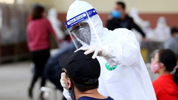 Một nhân viên xét nghiệm ở Hưng Yên dương tính với SARS-CoV-2