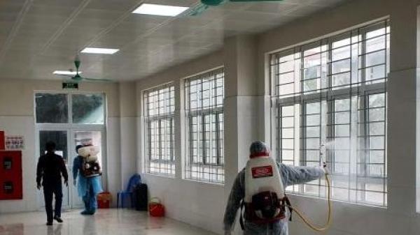 NGAY LẬP TỨC cách ly toàn bộ Khoa Hồi sức cấp cứu, Bệnh viện Đa khoa 1 tỉnh