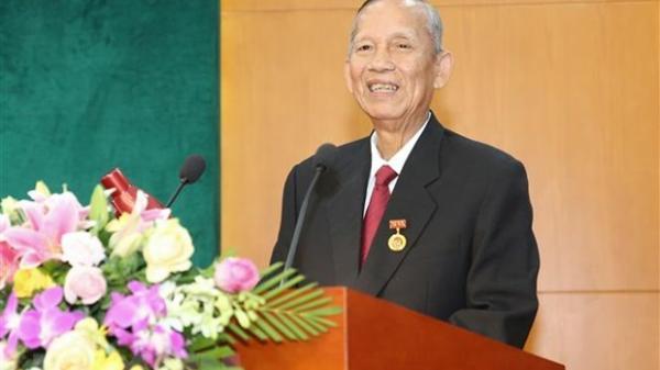 TIN BUỒN: Nguyên Phó Thủ tướng Chính phủ Trương Vĩnh Trọng từ trần