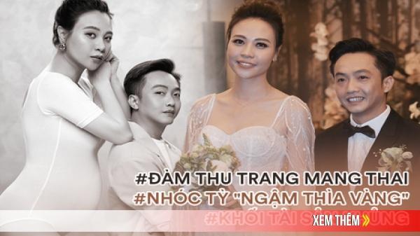 Nhóc tỳ nhà Cường Đô La - Đàm Thu Trang chưa sinh ra đã ngậm thìa... kim cương: Nhìn gia thế, tài sản cực khủng của bố mẹ là rõ