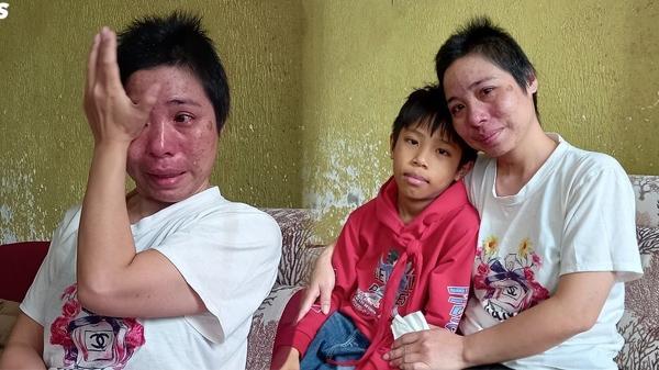 Hải Phòng: Mẹ ung thư chỉ mong có tiền chữa bệnh cho 2 con trước lúc nhắm mắt xuôi tay