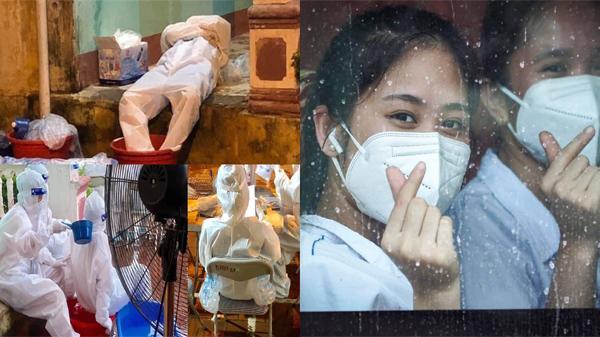 23 ngày săn virus ở tâm dịch: Nữ sinh trường Y Hải Phòng uống mồ hôi thay nước