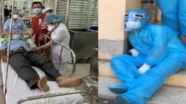 Cứu cha bác sĩ đang chống dịch ở Quảng Nam bị nhồi máu cơ tim
