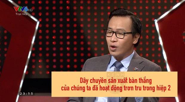Tạ Biên Cương: Người thừa kế BLV Quang Huy, tuy sự nghiệp gây tranh cãi nhưng Việt Nam đá là phải gọi tên! - Ảnh 5.